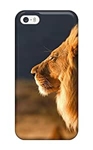 For Iphone 5/5s Protector Case Lion Phone Cover