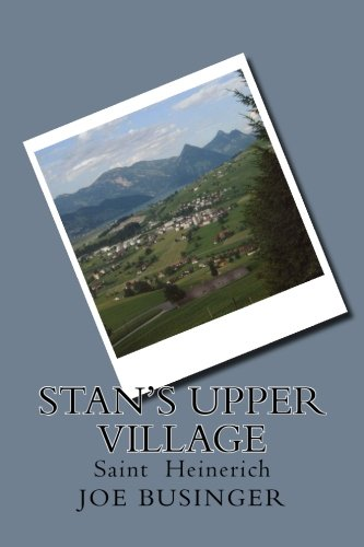 Stan's upper village: Saint Heinerich