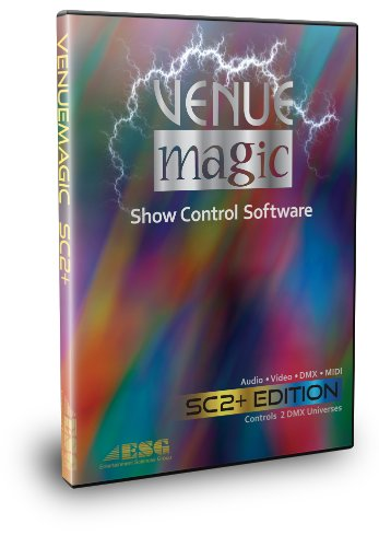 (VenueMagic VMSC22-SO SC2+ Software (2 Universe))