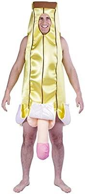 Disfraz de plátano - Estándar: Amazon.es: Juguetes y juegos