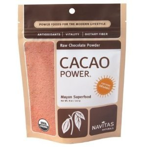 Cacao Powder Og1 16 OZ (Pack of 6) by Navitas Naturals