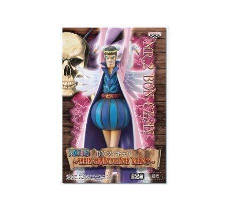Japan lottery Banpresto One Piece DX Figure The GRANDLINE Men? MR.2 Bon.Clay (Bon ()