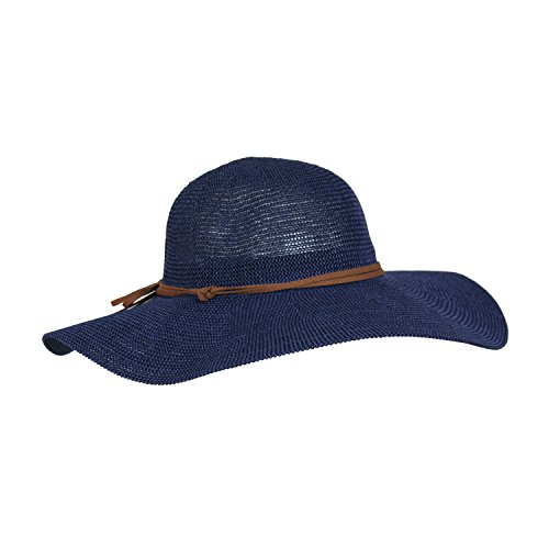 navy-blue-lightweight-sun-hat-women-w-hatband-floppy-straw-crochet-hat-w-brim