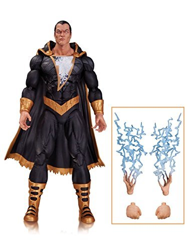 DC collectibles DC Comics Icons 6 inches Action Figure Black Adam / DC COLLECTIBLES DC COMICS ICONS BLACK ADAM [parallel import goods] Forever Evil