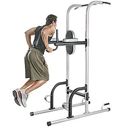 Weider Home Gym Instructions: Weider 200 Power Tower Workouts