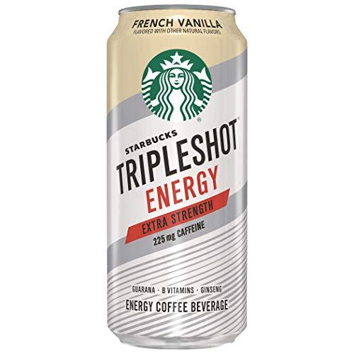 (Starbucks, Tripleshot, French Vanilla, 15fl oz. cans (12 Pack))