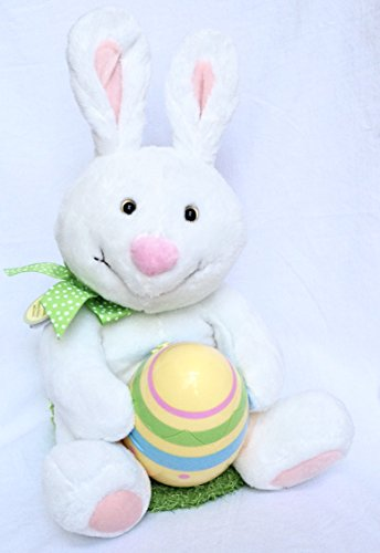 Amazon hallmark rockin rabbit 13 plush motion sound amazon hallmark rockin rabbit 13 plush motion sound easter bunny toys games negle