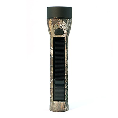 Hybrid Light Dual Power Led Flashlight