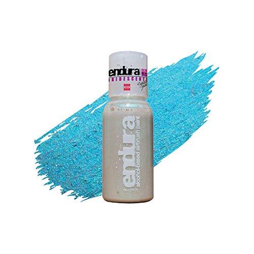 Endura Iridescent (8oz, Chrome Turquoise)