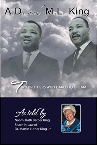 Book AD and ML King: Two Brothers who Dared to Dream