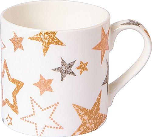 Bone China Mug, Sparkling Stars ()