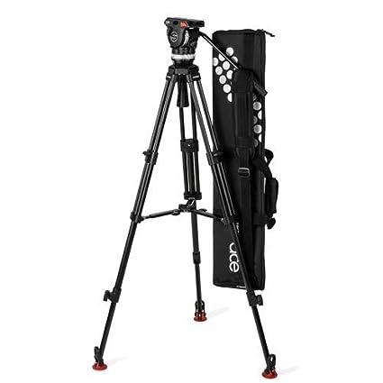 Amazon com : Sachtler Ace XL Tripod System with Aluminum Legs & Mid