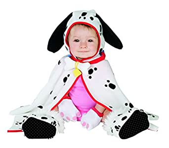 Caped Cutie Collection Infant Costume: Lil' Pup