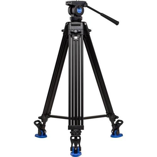 Benro Basic Video Tripod Kit - Long Leg (KH26NL) by Benro