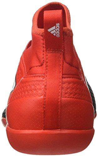 adidas Herren Ace 17.3 Primemesh in Fußballschuhe, Rot (Red/ftwwht/cblack), 44 EU