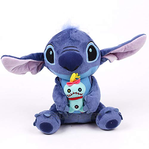 Amazon.com: GrandToyZone DOLL SERIES - 22-25cm (8.7-9.8 inch) Lilo and Stitch Plush Toys / Christmas Birthday Gift (2 Style) (A): Toys & Games