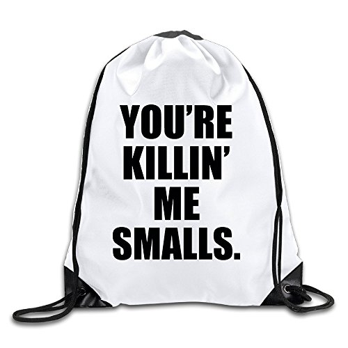 Astros Mlb Houston Drawstring - Discovery Wild You're Killin Me Smalls Polyester Drawstring Backpack Sack Bag Home Travel Sport Storage Use