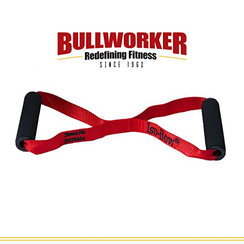 Gym Equipment Khobar: Iso-Bow By Bullworker: Portable Traveling Isometric