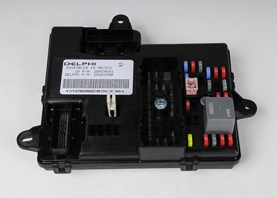 ACDelco 20939593 GM Original Equipment Body Control Module by ACDelco
