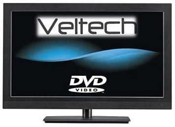 Veltech LE32GE11EV2 32 Inch HD Ready LED TV - Titanium