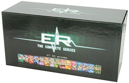 The Box Tv Series - ER: The Complete Series (All 331 Episodes) DVD Box Set