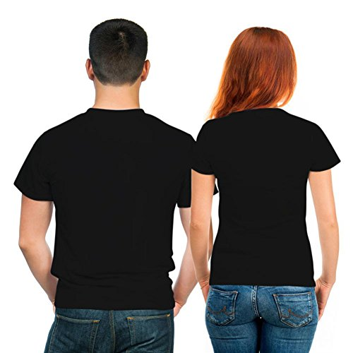 Fun T-shirt Ich bin zwar kein Gynäkologe aber ich schau's mir gern mal an! Fb schwarz