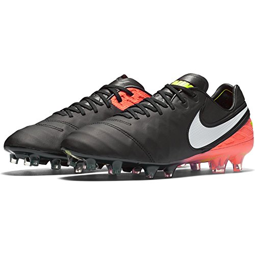 nike football cleats orange - 5