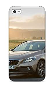 2150648K55568569 Hot Snap-on 2014 Volvo V40 Cross Country Hard Cover Case/ Protective Case For Iphone 5c