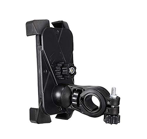 Esquinas de Soporte 360 Grados giratorios Yuhtech Soporte para tel/éfono m/óvil para Accesorios de Scooter el/éctrico Xiaomi Mijia M365
