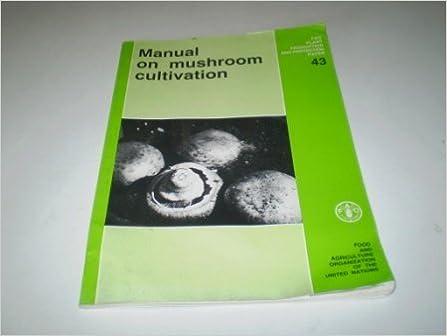 Donde Descargar Libros Gratis Manual On Mushroom Cultivation PDF Gratis En Español