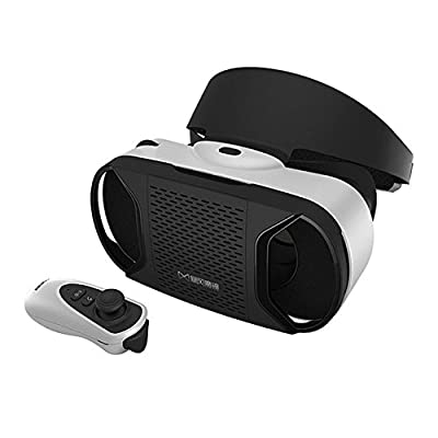 Baofeng Mojing 4 IV Virtual Reality VR Headset FOV 96 IPD Adjustment 3D VR Video Glasses for 4.7-5.5in Android Smartphones