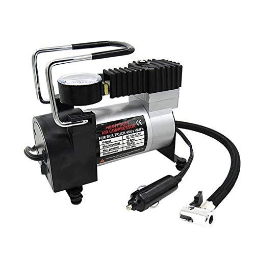 [해외]Portable DC 12V Air Compressor Tyre Inflator Electric Pressure Gauge Rodalind / Portable DC 12V Air Compressor Tyre Inflator Electric Pressure Gauge Rodalind