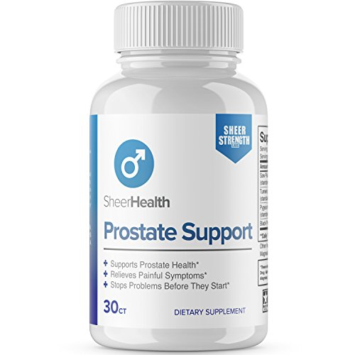 Saw Palmetto Prostate Support Supplement - 645mg Natural Herbal Blend for Reducing Frequent and Painful Urination and Boosting Libido and Blood Flow, Rapid Results, 100% Satisfaction Guarantee