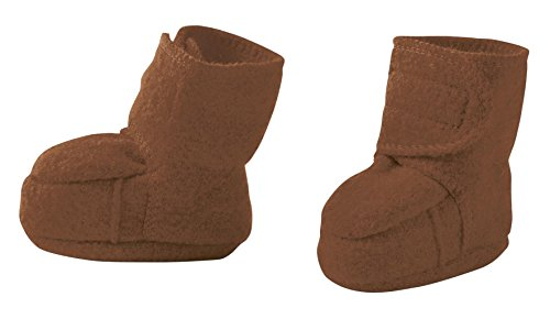 Disana Walk-Schuhe Schurwolle kbT ((02) 8-12 Monate, schoko) schoko