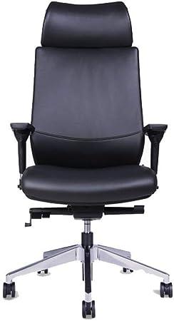Respaldo alto ejecutivo de silla de oficina, silla de