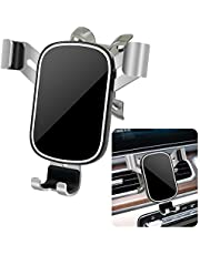 LUNQIN Car Phone Holder For 2020 Mercedes Benz GLE-Class gle350 400 450 and 2020 GLS gls400d 450 580 [Big Phones With Case Friendly] Auto Accessories Navigation Bracket Interior Decoration Phone Mount