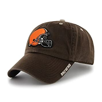 best wholesaler 58e4b 0a860 NFL Cleveland Browns Men s Ice Cap, One Size, Brown