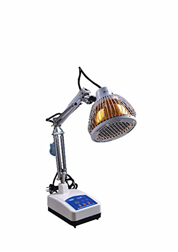 NSKI TDP Simple Lamp Desktop Infrared Heat Split Type Head Long Arm Compression Spring Electronic Timing 110V TDP-111B from Aries Outlets