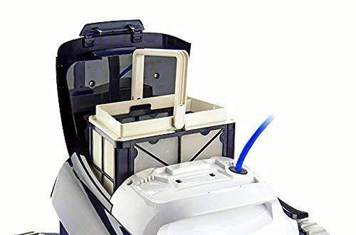 MAYTRONICS Dolphin Poolstyle 35 Digital – Robot Elettrico Pulitore per Piscina Fino a 12 Mt – Tecnologia Power Stream – Fondo + PARETI + Linea