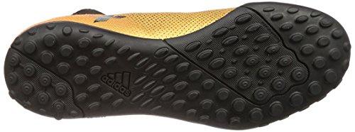 adidas X Tango 17.3 TF, Zapatillas de Fútbol Unisex Niños Amarillo (Ormetr / Negbas / Rojsol 000)