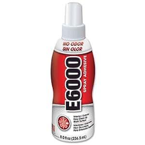 E6000 Spray Adhesive, 8-Ounce