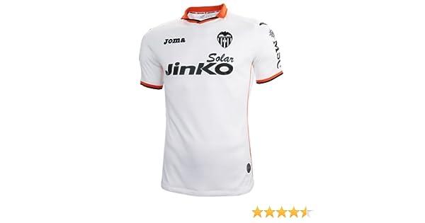 VALENCIA Joma C.F. - Camiseta de fútbol 2013-14 Talla XXL: Amazon ...