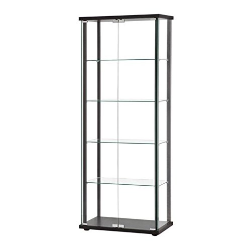 Coaster Home Furnishings 950170 Curio Cabinet, Black