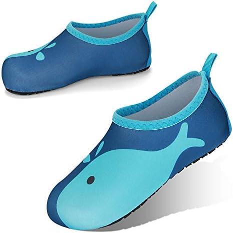 Swimming Kids Beach Water Shoes Baby Girls Swim Socks Toddler Aqua Beach Shoes