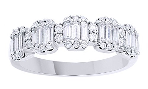 0.75 Ct Diamond Baguette - 3