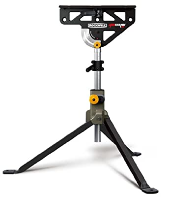 Rockwell RK9034 JawStand XP Work Support Stand from Positec USA