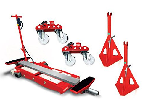 ESCO 92055 miniLIFT, 3 in 1 Universal Vehicle Jack + Lift + Dolly ()