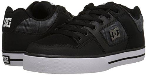 DC Skateboard Shoes PURE SE BLACK Size 9