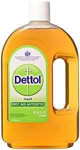 Dettol Topical Antiseptic Liquid 25.35 FL.OZ.(750ml)