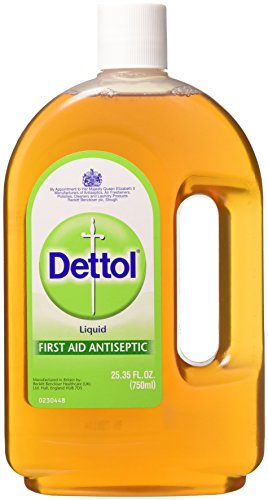 Dettol Topical Antiseptic Liquid 25.35 FL.OZ.(750ml) ()